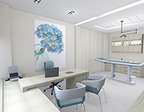 Gabinety dermatologiczne / Medical offices