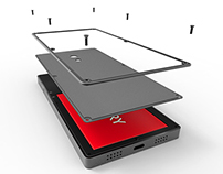 Personalize it! Smartphone Concept