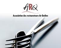 70e anniversaire de l'Association des restaurateurs Qc