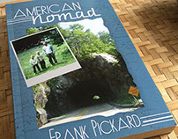 American Nomad (Book Layout)