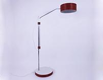 Luminária Jatobá