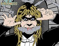Rock em Quadrinhos, Ozzy, Judas Priest e Motörhead!