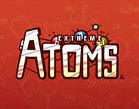Game Art - Extreme Atoms
