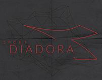 posters design for diadora