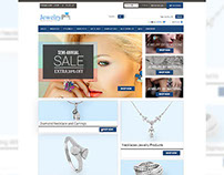 E-Commerce Jewelry For JS