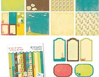 Produkty do scrapbookinu/Graphic designs - scrapbooking
