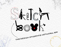 Sketchbook App - Social network for design students
