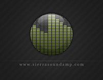 Logo Design & Branding - Sierra Sound