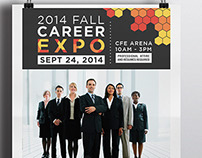 Fall Career Expo 2014 - UCF