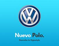 Volkswagen - Nuevo Polo descubre tu Hypestyle.