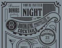Cocktail Event Mockup - 826DC