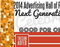 Tucson AdFed Digital & Print Event Campaign