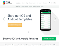 MyAppTemplates Redesign