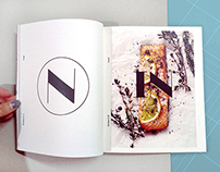 Niwa | Typface & type specimen