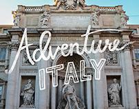 Adventure Italy