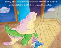 THE LITTLE GRUMPUS: My kids book!