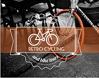 Retro Cycling Zagreb_Visual identity