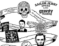 Sailor Jerry Rum: Client experiential journey