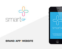 Smart GP Brand, website & app