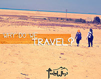 Terhal - Why Do We Travel