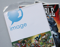 Image Comics Redesign