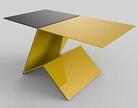 Split.   A Coffee Table You & I Share