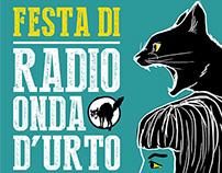 Festa di Radio onda d'urto 2014