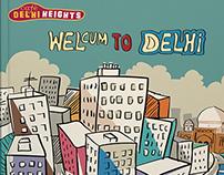 Cafe Delhi Hieghts Identity