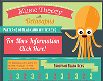 Music Theory with Octavapus