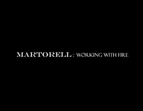 Antonio Martorell: Working with Fire