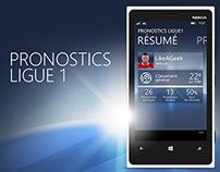 Pronostics Ligue 1