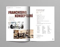 Kafes Fırın - Franchise Brochure