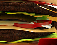 Fastfood in 3D