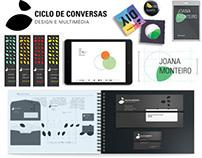 Ciclo de Conversas - Branding, Digital, Print