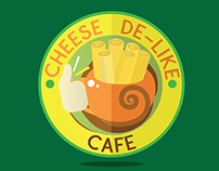 Cheese De-like Cafe | Logo