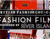 British Fashion Council - Fashion Film Ident