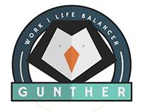 Gunther Work | Life Balancer (Mind The Gap Project)