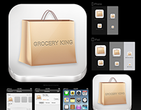 App Icon - Shopping app