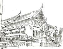 Global Design Field Study of Thai Enclave