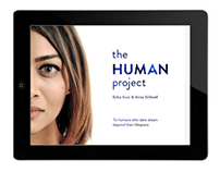 The HUMAN Project app & iBook