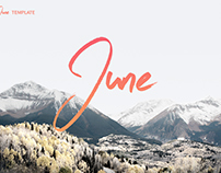 June's One Page