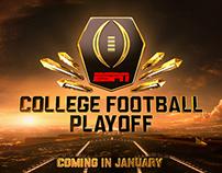 ESPN College Football Promo
