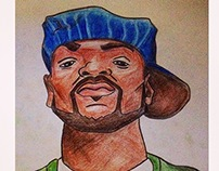 Methodman Portrait