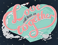 Love will keep us together - Fan poster
