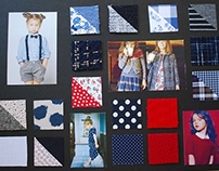 Childrenswear Trend Board