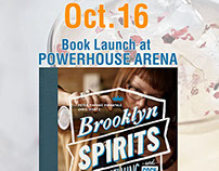 powerHouse Book launch Poster