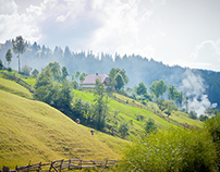 Wandering through the Carpathians