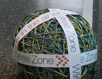 orange - Wirefree Zone (object)