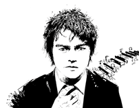 Illustration - Jamie Cullum