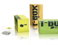 T-BOX tea pack